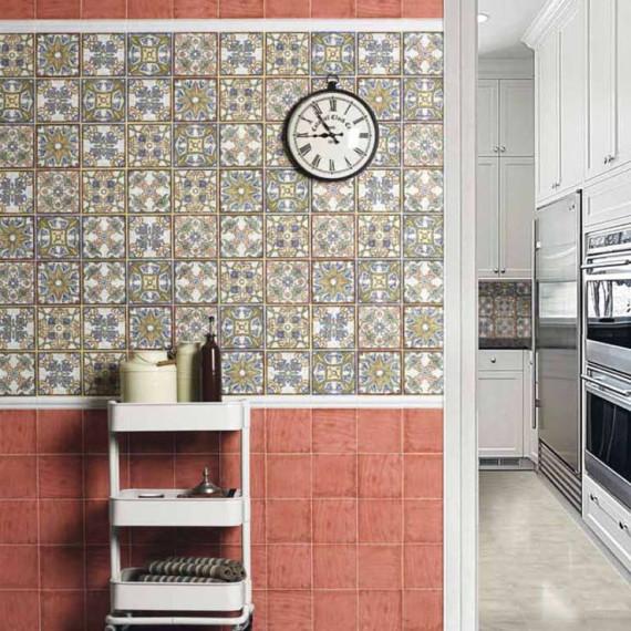 Calabria stenske ploščice