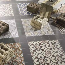 Victorian talne in stenske ploščice