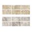 Ravena Decor - izmenjajoči se vzorci